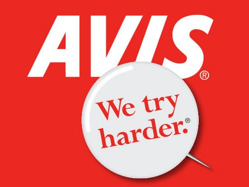 Avis-We Try Harder