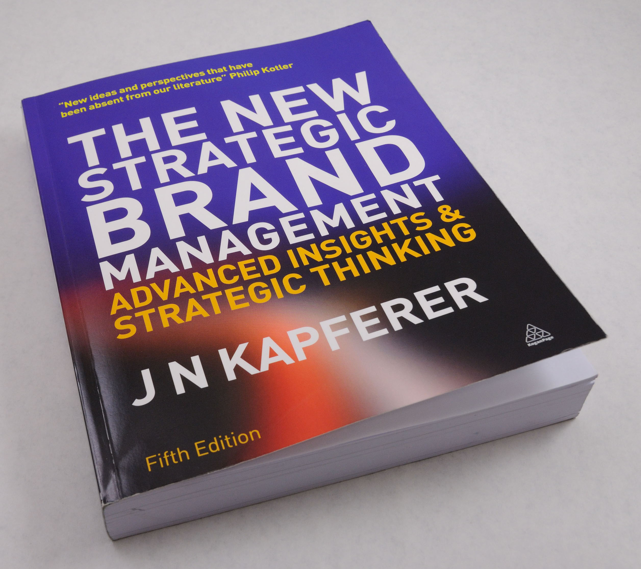literature review of strategic marketing management and brand image Customer-based brand equity: a literature review  the marketing of the brand brand knowledge is the full set of brand  consumers linked social image of a brand.