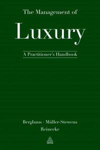 The Management of Luxury